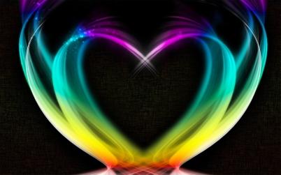 rainbow-heart-desktop-background