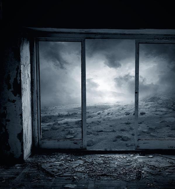 abandoned-post-apocalyptic-scene-background