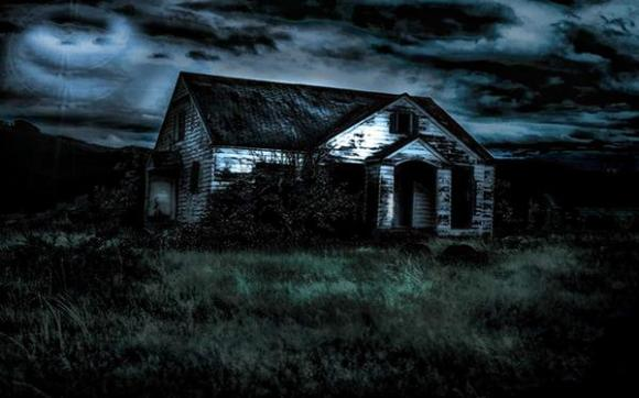 dark-house-scary-wallpaper-background