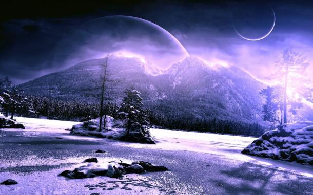 snow-winter-trees-mountains-alien-landscape-planets-purple-hd-1080p-wallpaper-middle-size