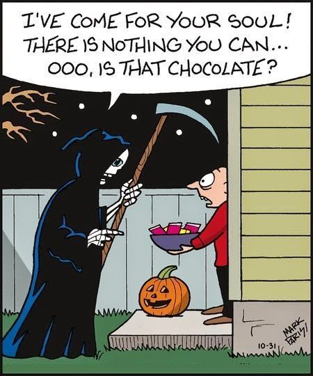Weekly Funnies- Too Funny For Halloween – ASnowpasta Chronicles
