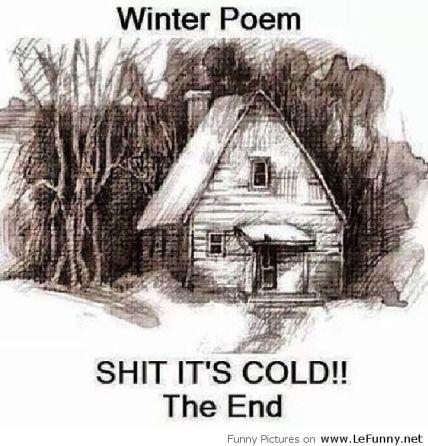 Funny-winter-poem