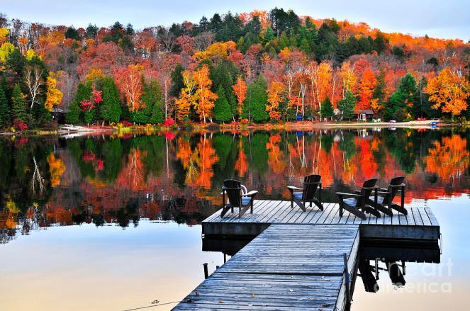 2-wooden-dock-on-autumn-lake-elena-elisseeva